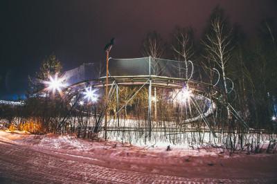 Отель «Парк Яхрома» в Дмитрове