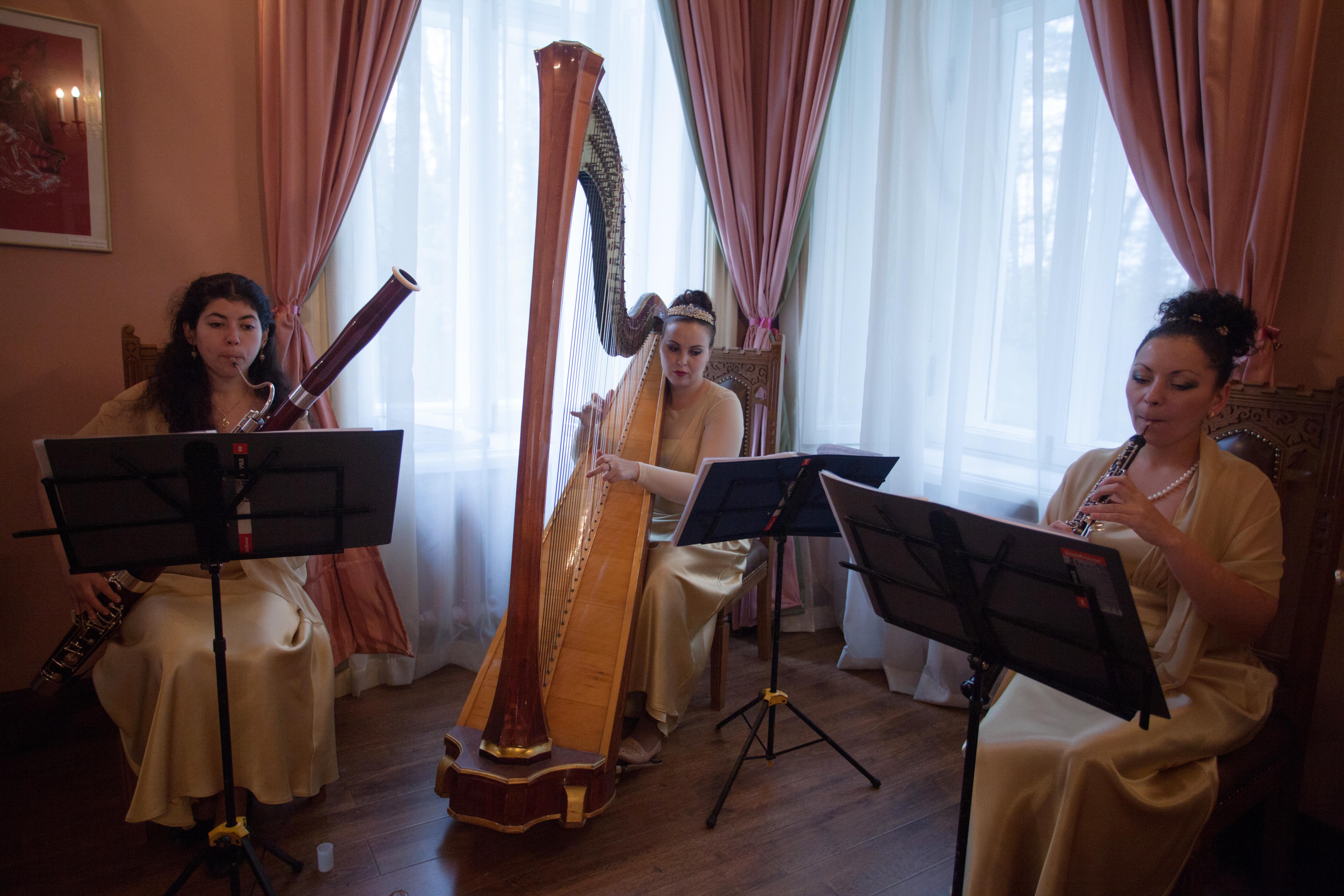 Презентация альбома «Посвящение Лермонтову» в усадьбе «Середниково»