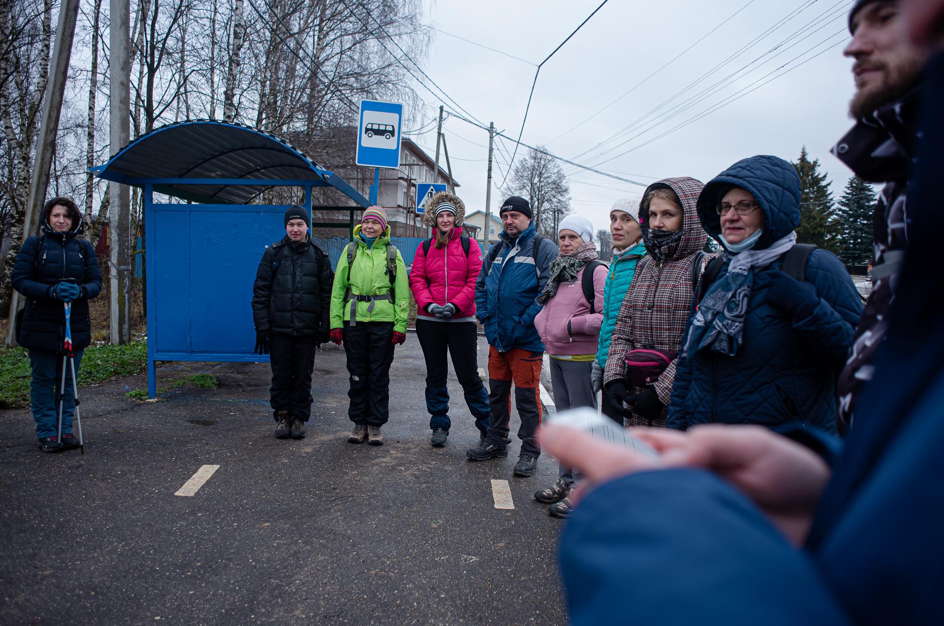 Прогулка по историческим местам села Ярополец