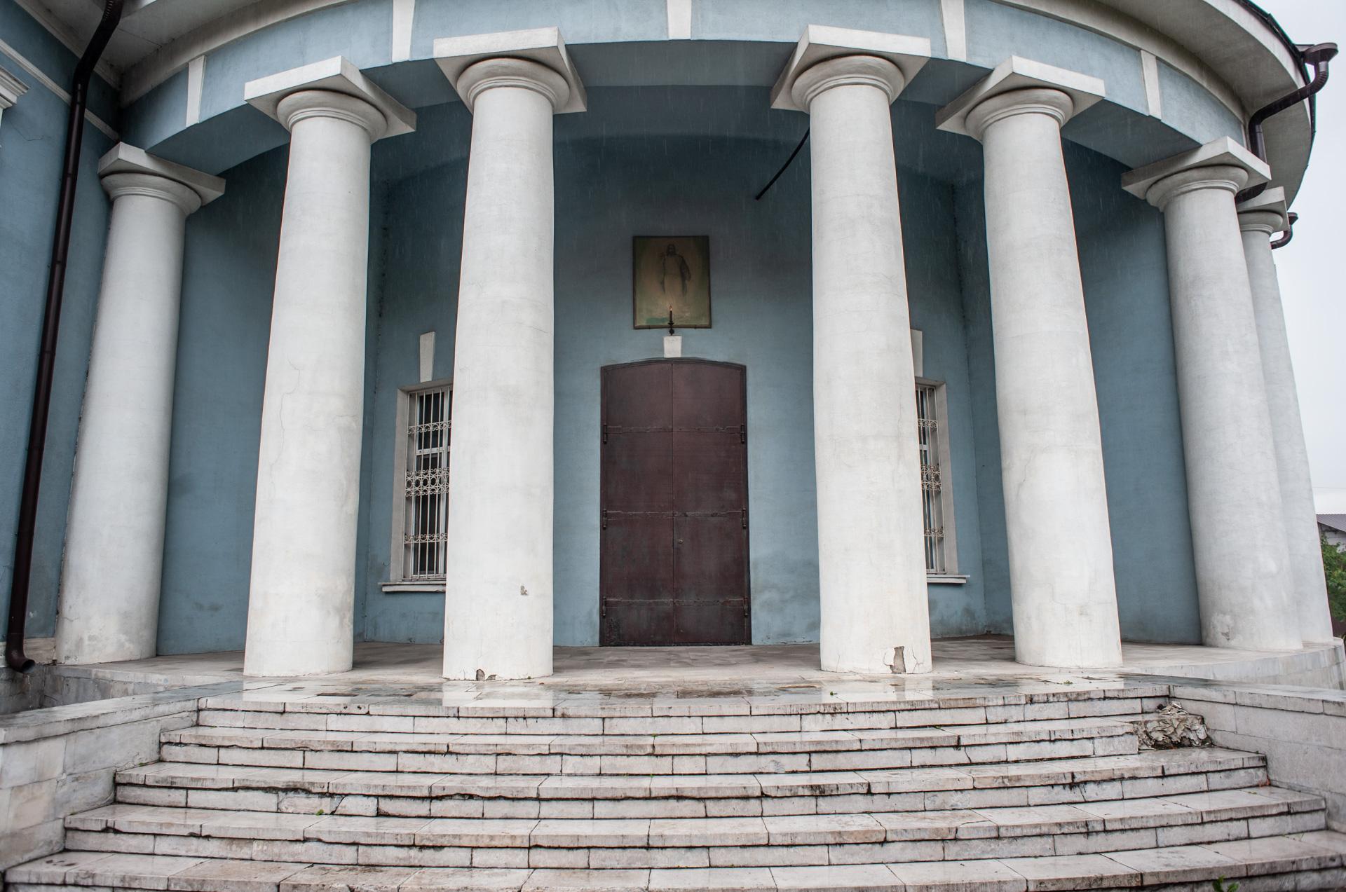 Балашиха, Храм Покрова Пресвятой Богородицы