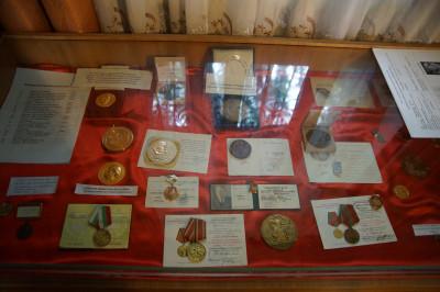 Мемориальный музей ученых Милованова и Соколовской