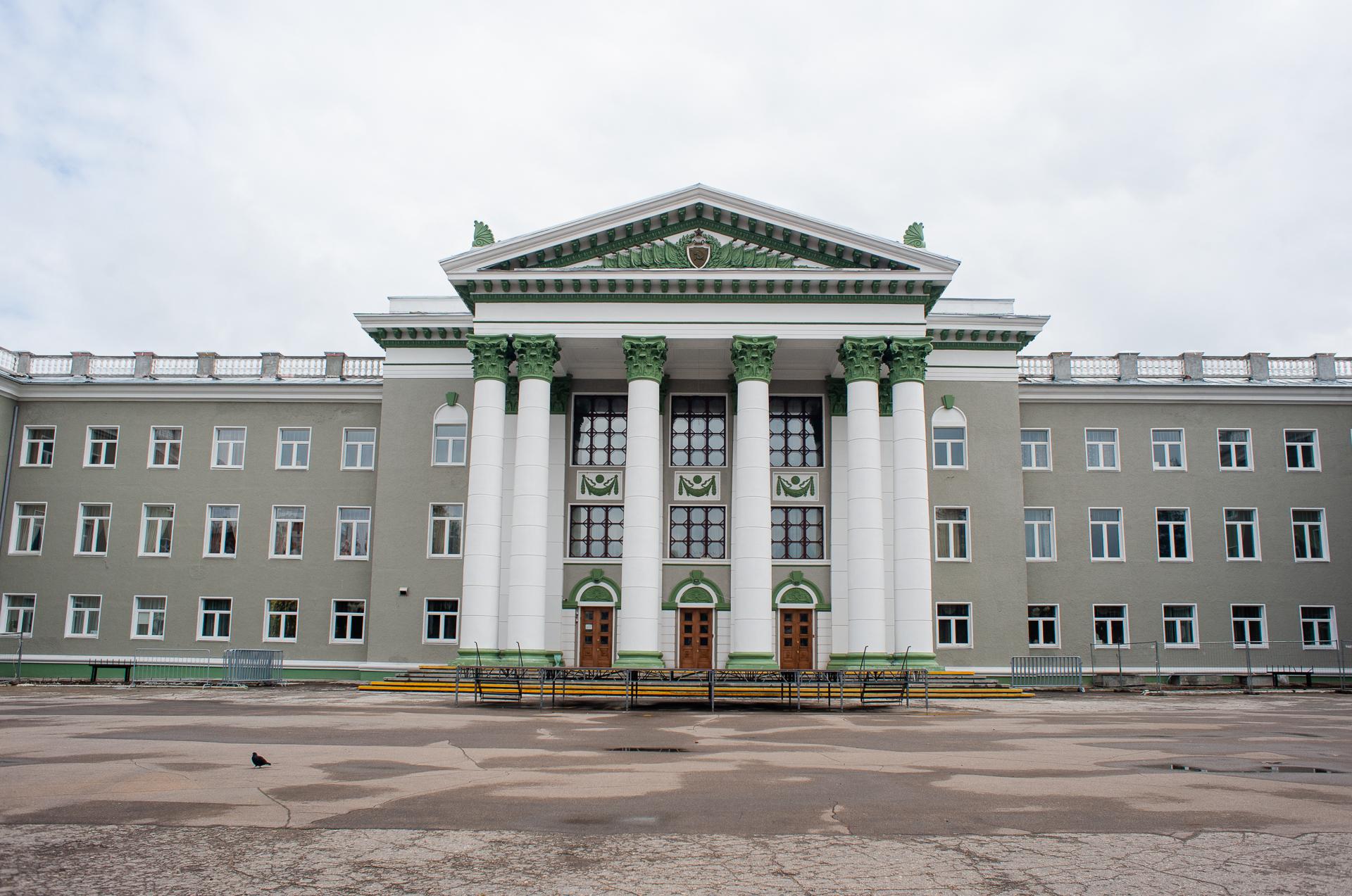 Ступино, проспект Победы, Дворец культуры