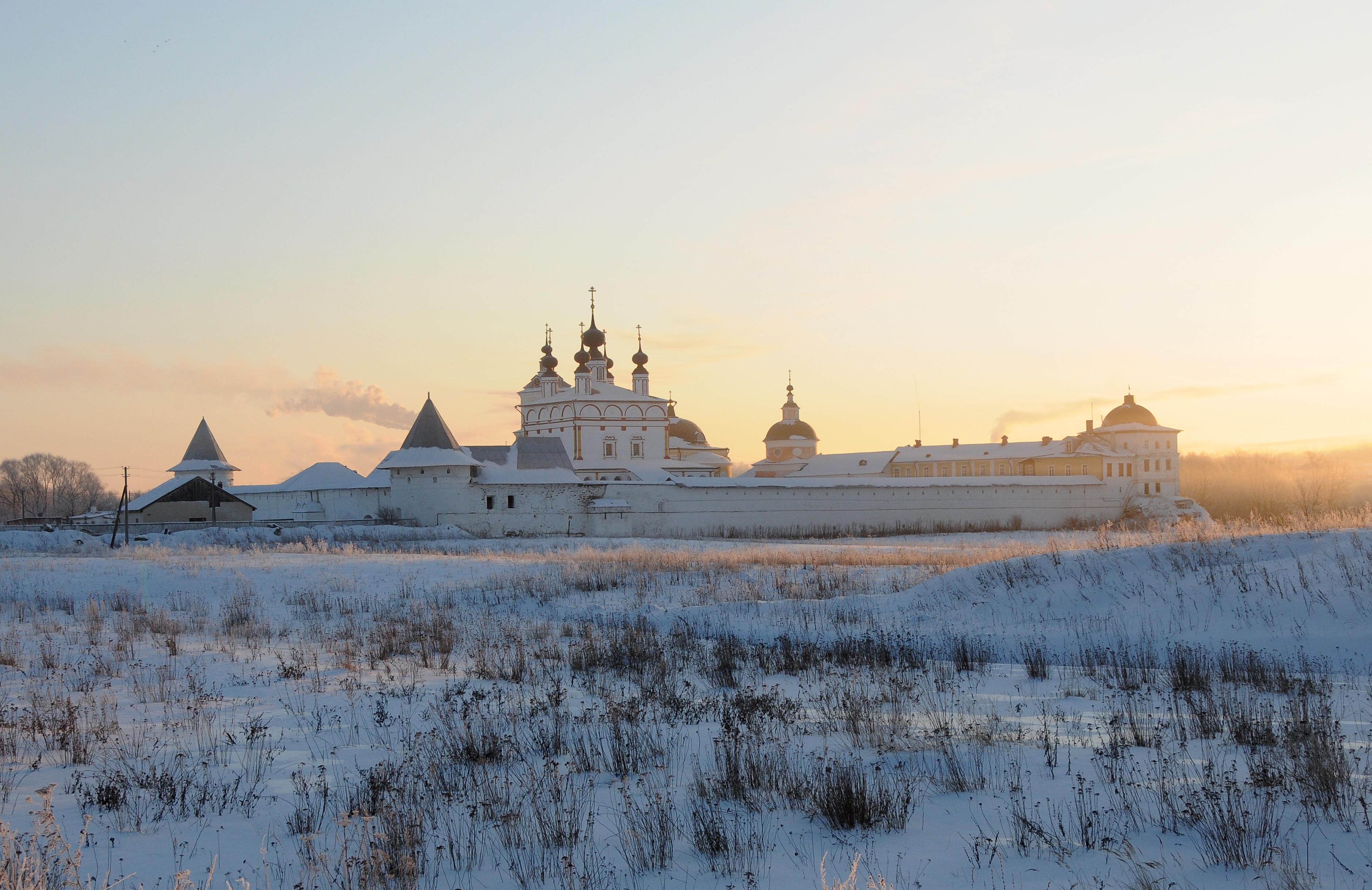 Троицкий Белопесоцкий женский монастырь в Ступино