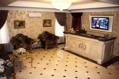 Отель-бутик «Загородный очаг» в Одинцове