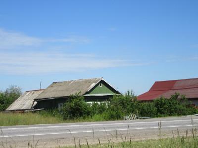 Деревня Рязанцы