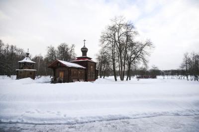 Бутовский полигон, Храм Святых Новомучеников И Исповедников Российских