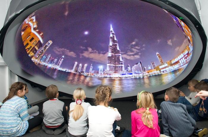 Интерактивный музей Laser.net