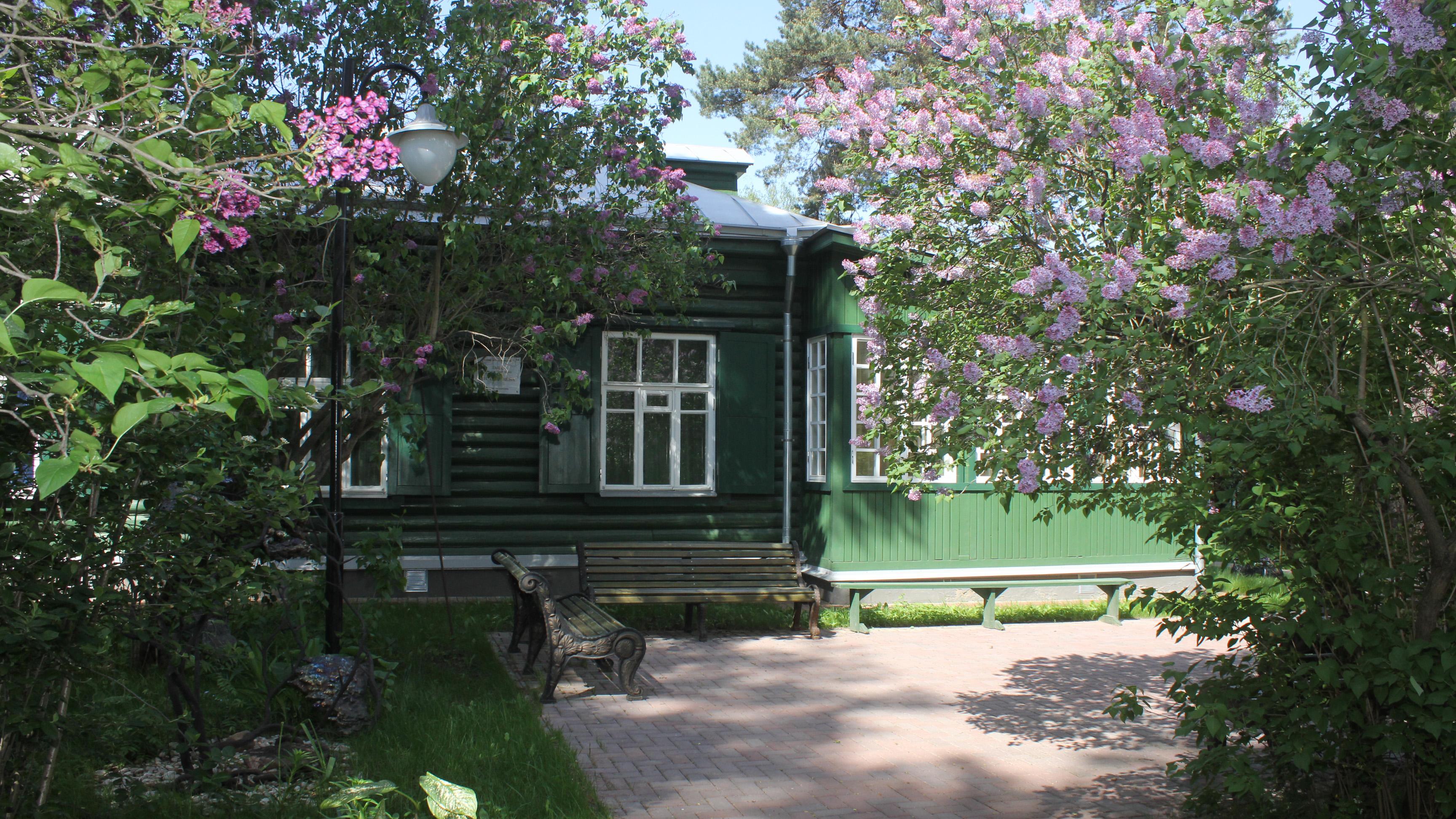 Дом-музей Марины Цветаевой в Королеве