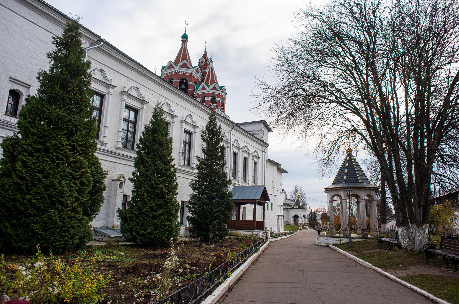 Саввино-сторожевский ставропигиальный мужской монастырь, Трапезная