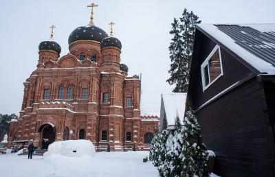 Гуслицкий Спасо-Преображенский монастырь