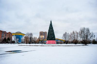 Одинцово. Центральный городской парк