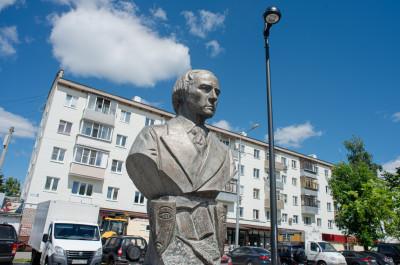 Ивантеевка, Горбунов Иван Фёдорович
