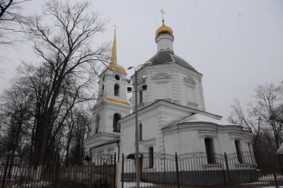 Борисоглебская церковь в Раменском