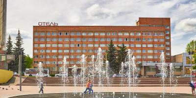 Гостиница «Подмосковье-Подольск»