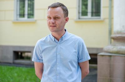 AMAKS Hotels&Resorts, Директор курорта «Новая Истра» Сергей Пацай