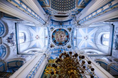 Воскресенский Новоиерусалимский мужской монастырь
