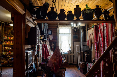 Сергиев Посад, Музей крестьянского быта «Жили Были»