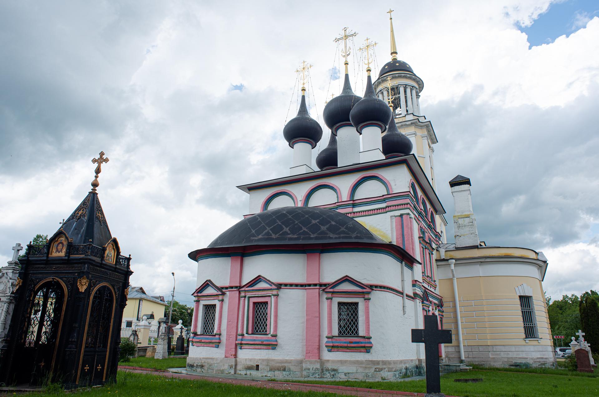 Чехов, Анно-Зачатьевская церковь