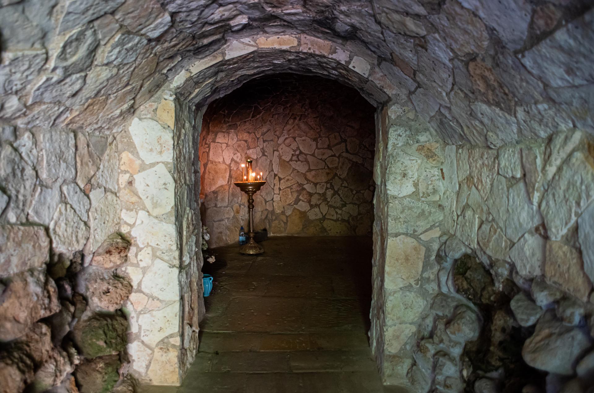 Звенигород, Саввино-Сторожевский Монастырь. Скит Преподобного Саввы