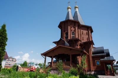 Лотошино, Серафимовская церковь