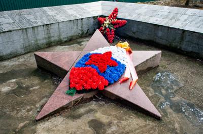 Ярополец, мемориал ВОВ