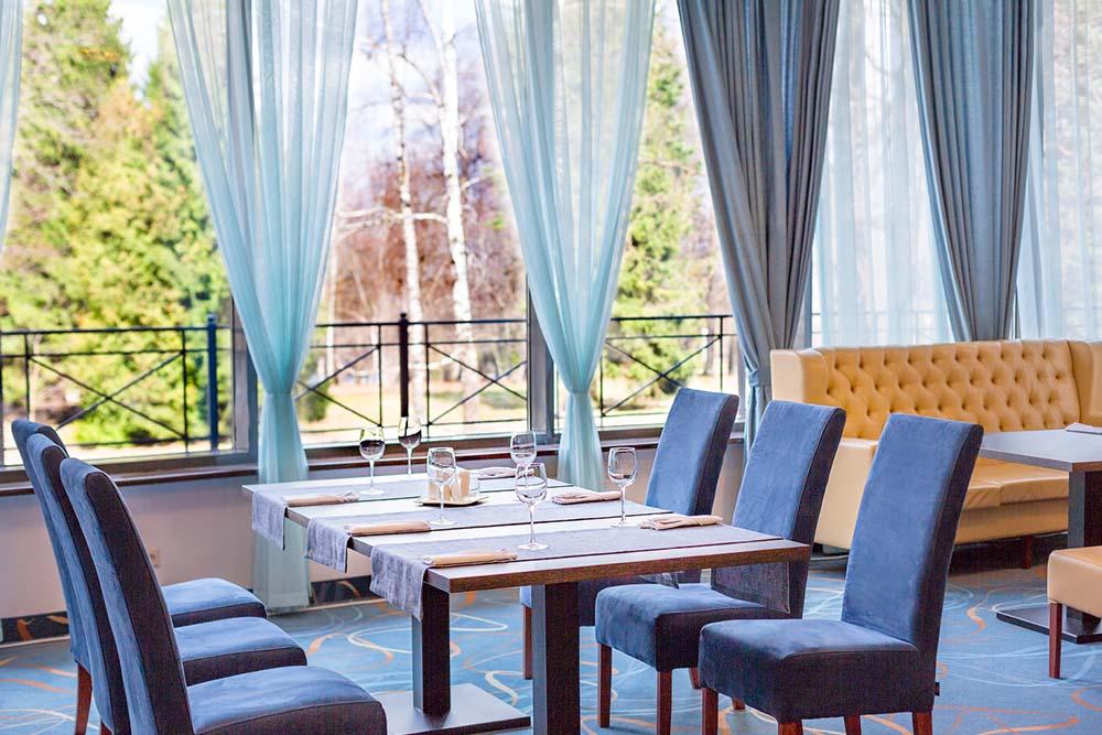 Парк-отель «Софрино». Ресторан «Бобры & Белки»