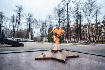 Электросталь, мемориал Великой Отечественной войны