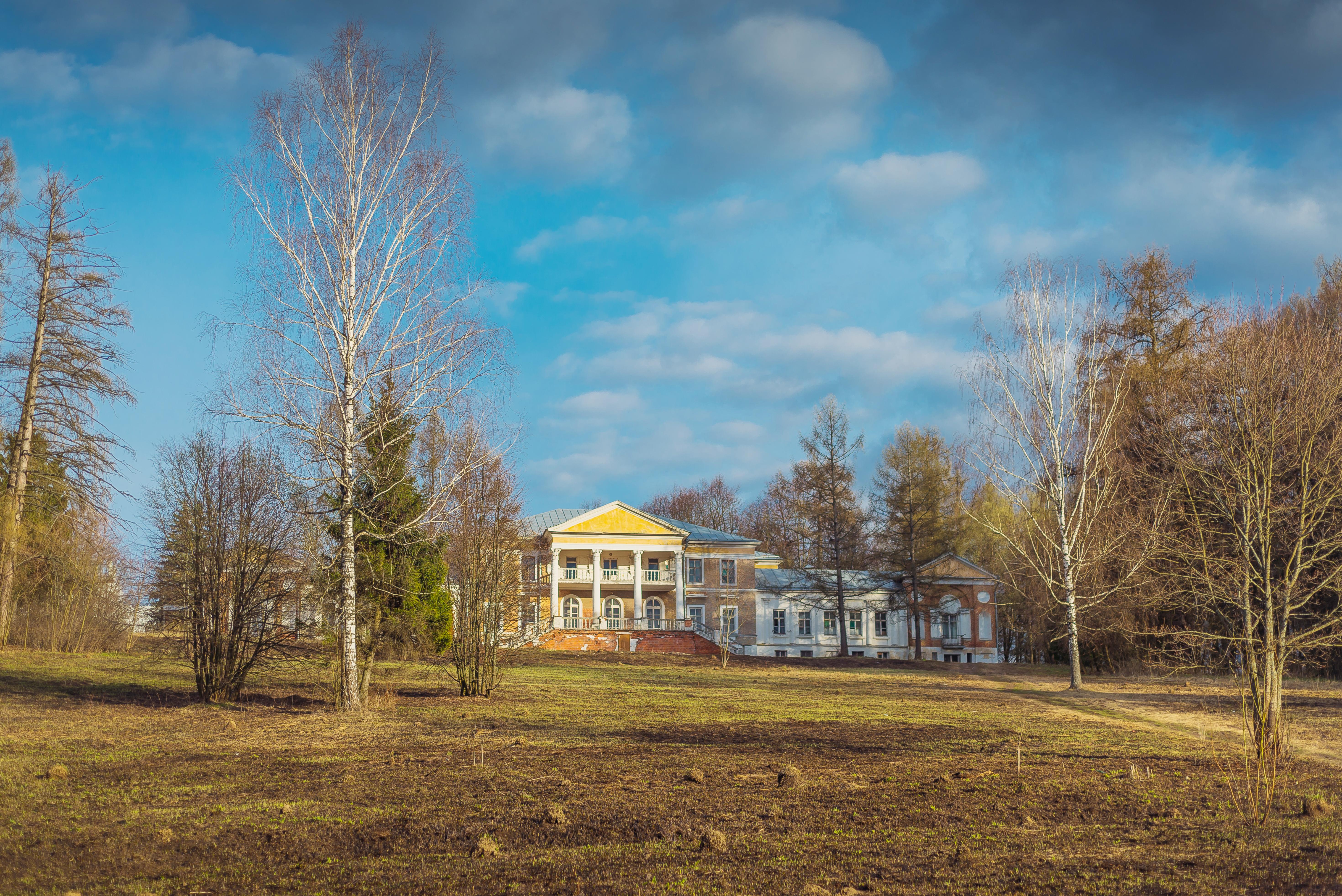 Усадьба Воробьево под Подольском