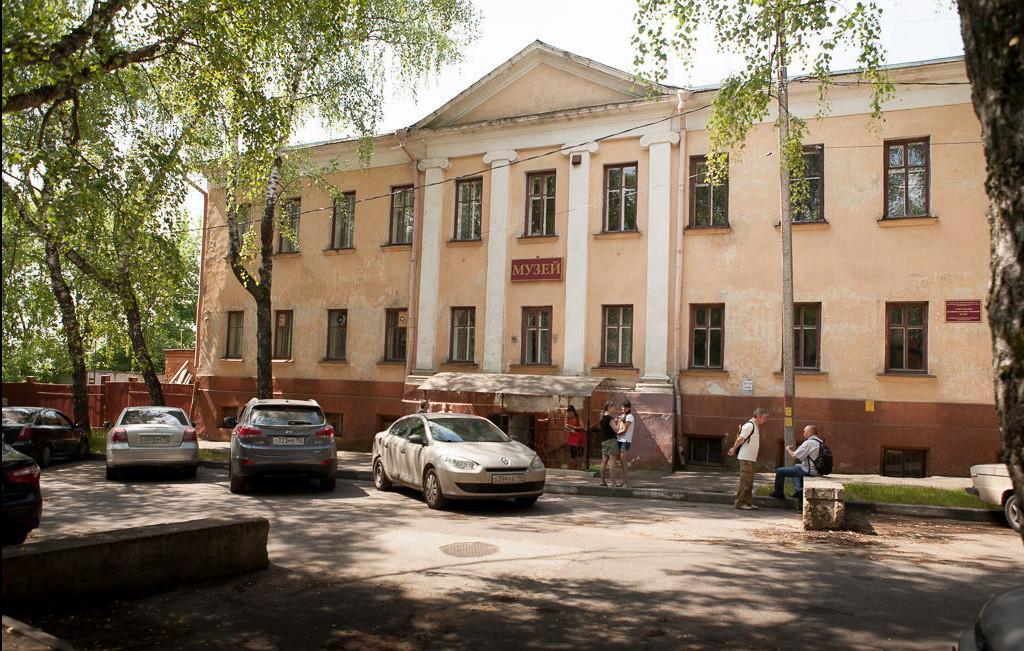 Уездное училище в Серпухове