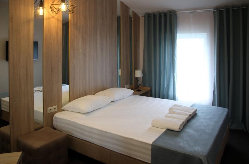 Отель «Везендорф». Номер «Полулюкс»