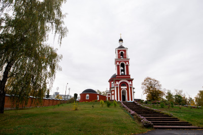 Лыткарино, Церковь Петра и Павла в Петровском