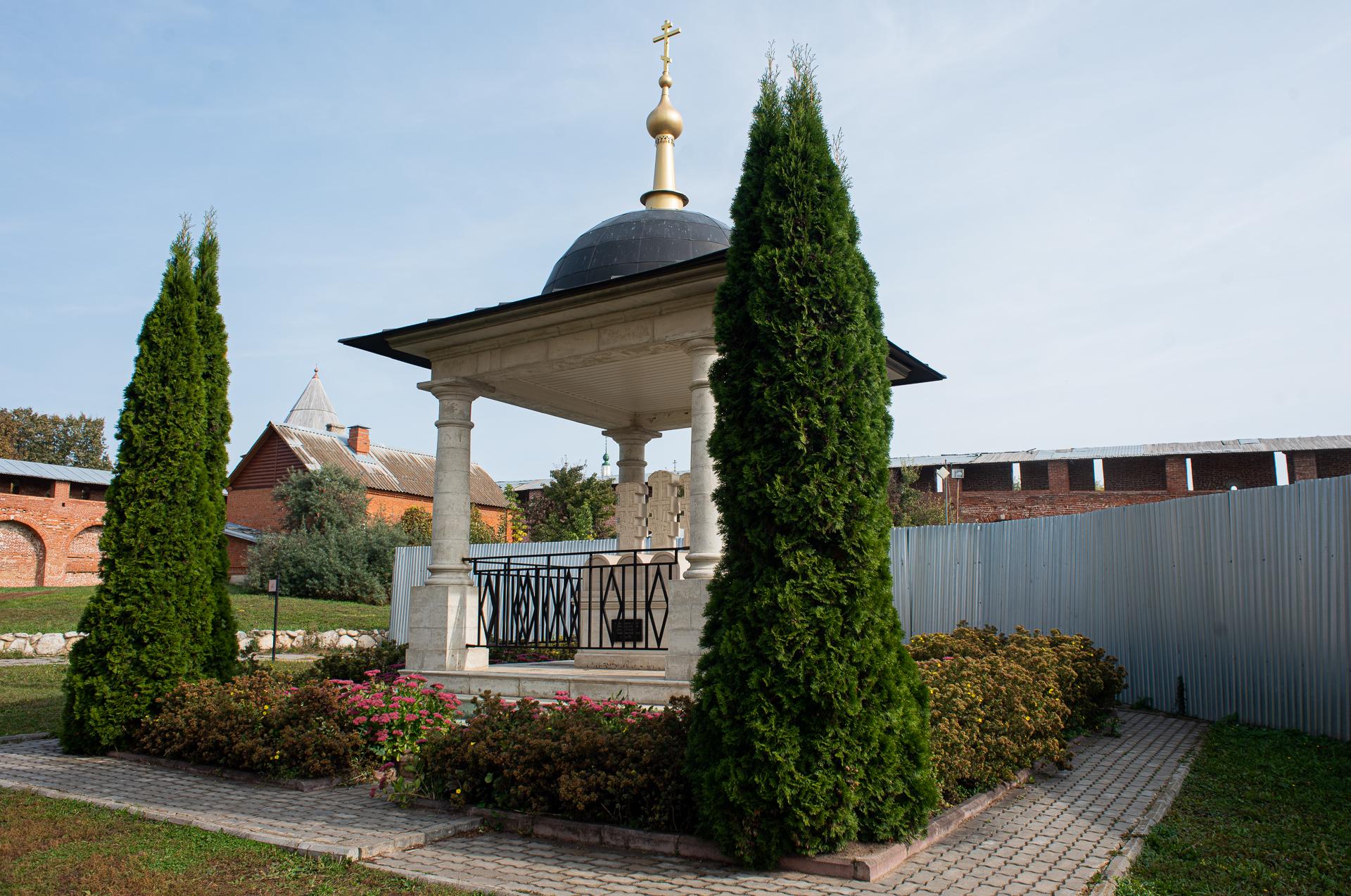 Зарайск, Зарайский кремль