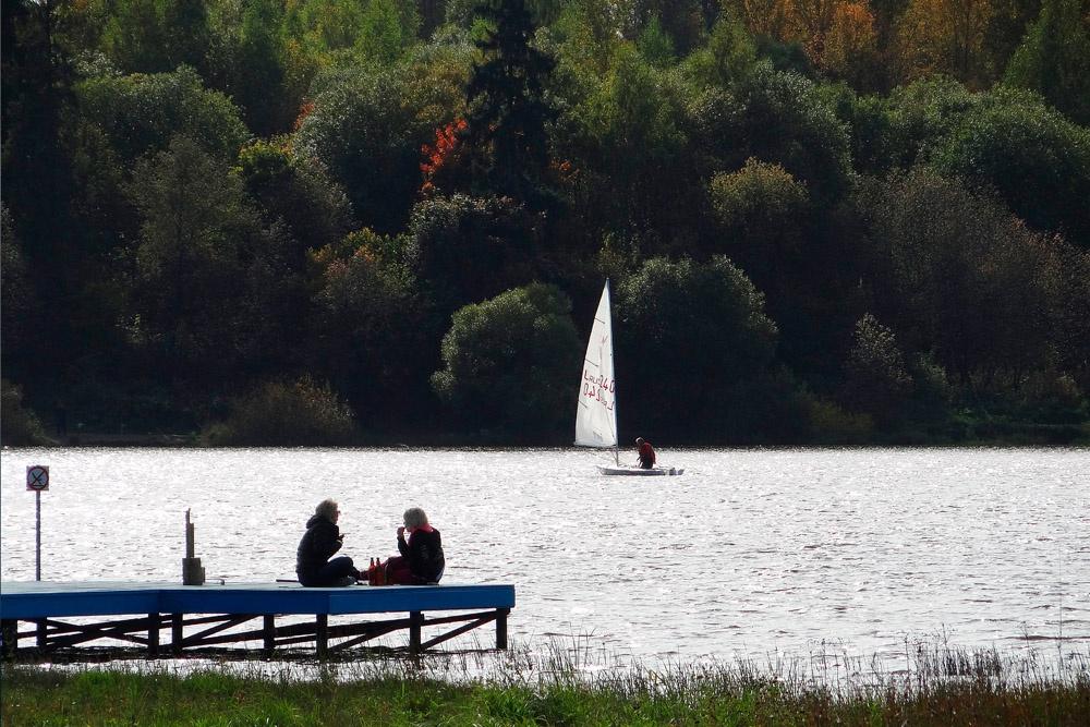 Парк-отель «Торбеево озеро»