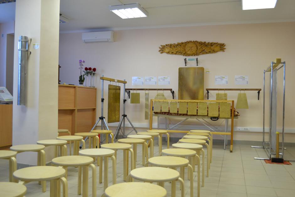 Выставочный зал «Колокола Руси»