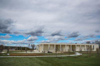 Новый музей «Зоя» в Рузе