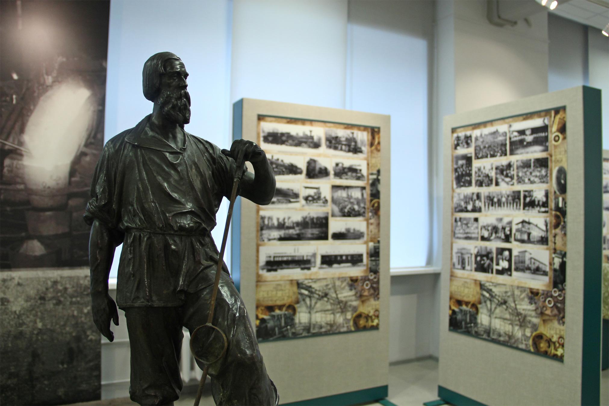 Музей АО «Коломенский завод»