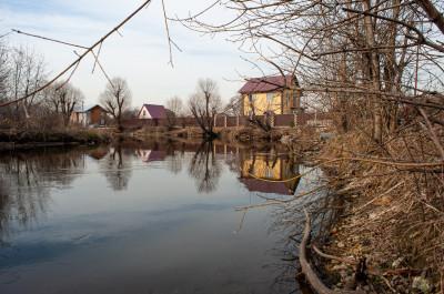 Незамерзающая река Пехорка
