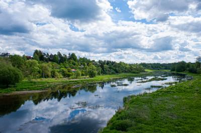 Руза, река Руза