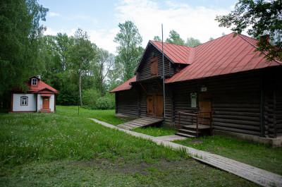 Мелихово, музей-заповедник А.П. Чехова