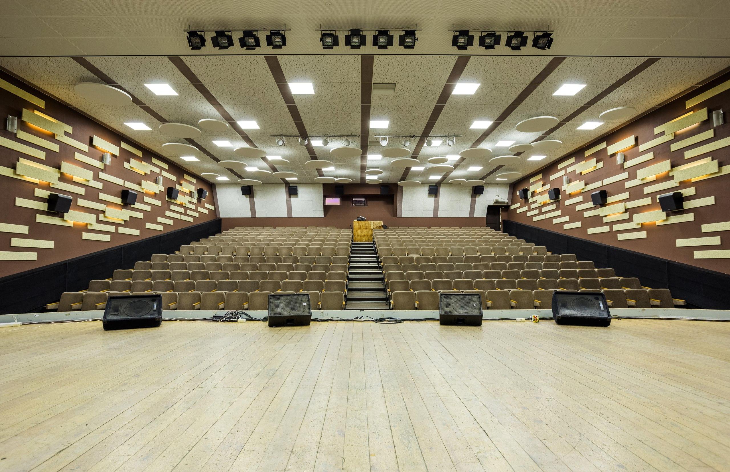 Зал в КДЦ «Бронницы»