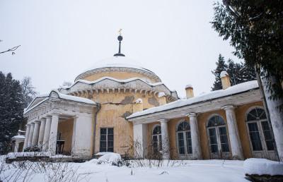 Усадьба Суханово, Храм святителя Дмитрия Ростовского