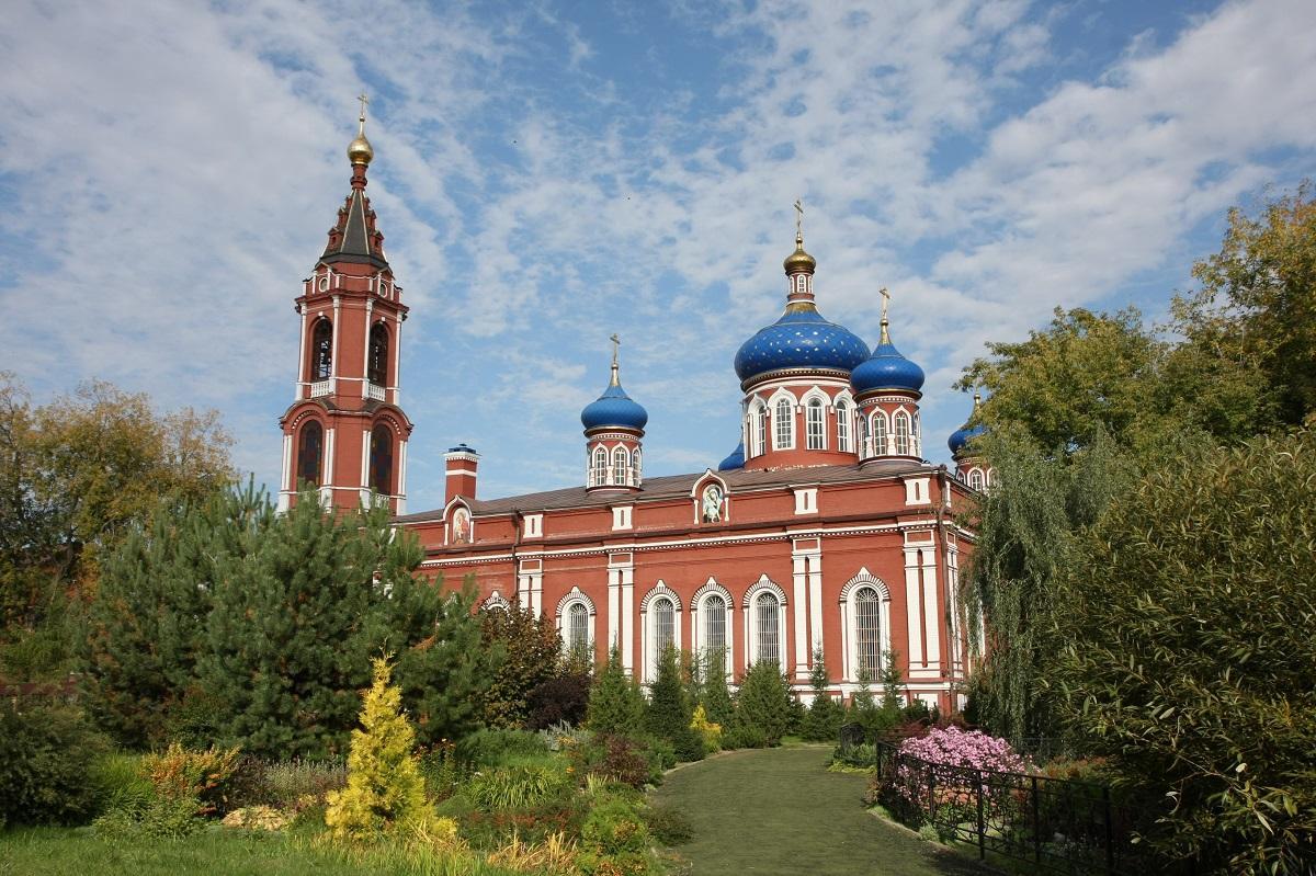 Храм Рождества Пресвятой Богородицы в Орехово-Зуево