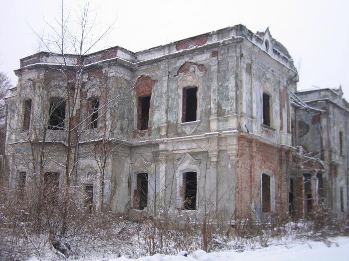 Усадьба Николо-Прозоровское