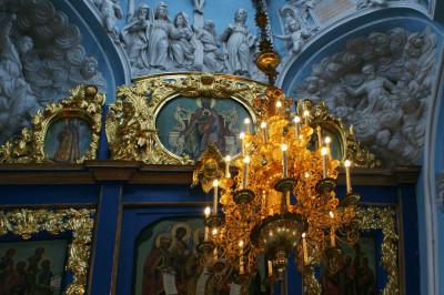 Церковь Знамения в Дубровицах. Подольск