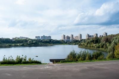 Виды города Раменское