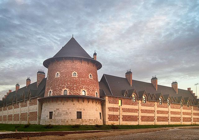 Отель «La feme de Reve»