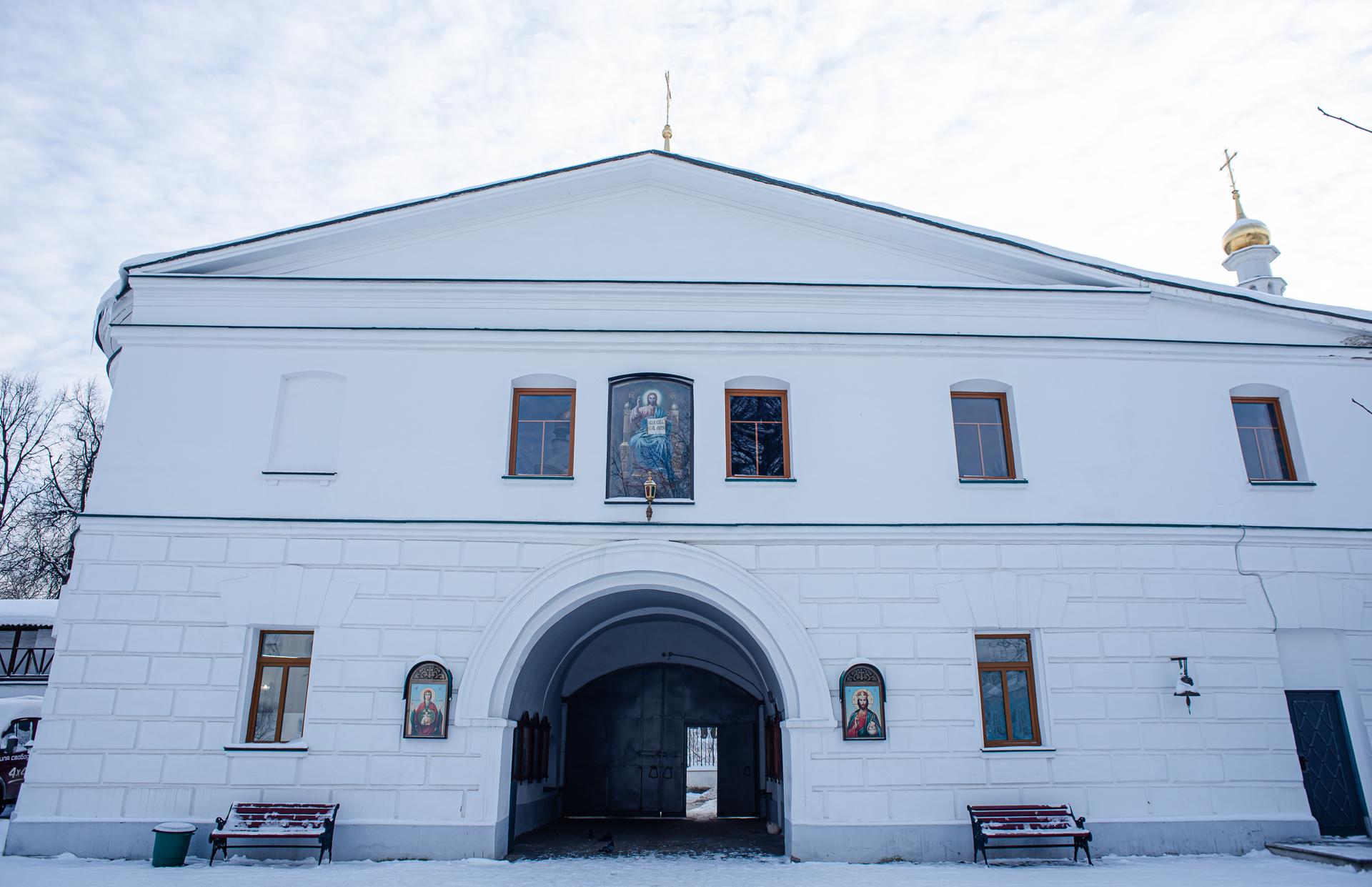 Дмитров, Борисоглебский собор