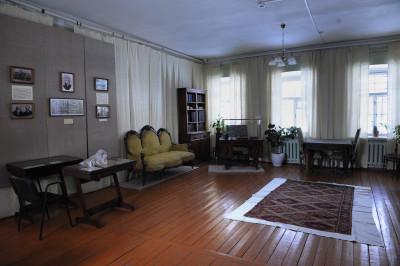 Музей-усадьба Дмитрия Менделеева «Боблово»