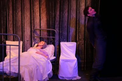Театр «Камерная сцена» в Лобне. Спектакль «Невидимые миру слезы»