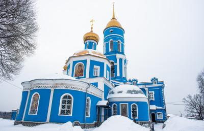 Мытищи, Владимирский храм